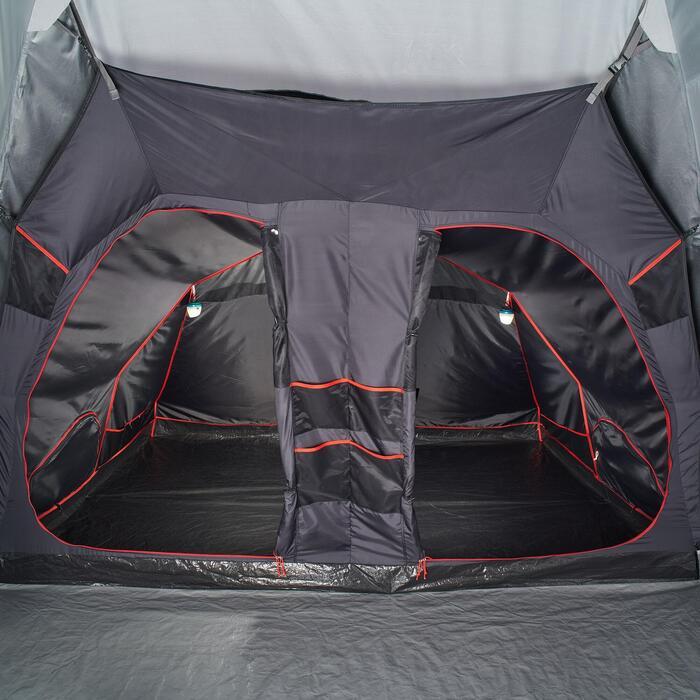 Schlafkabine & Zeltboden Ersatzteile für Zelt Air Seconds 8.4 Fresh & Black