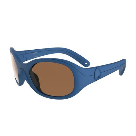 SHIFTY kids' walking sunglasses (3 to 6 years) - navy blue category 4