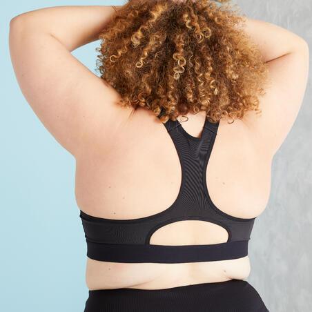 900 zip-up sports bra – Women