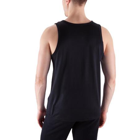 Energy Cardio Fitness Tank Top - Black