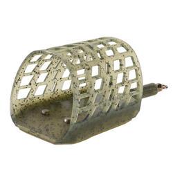 Cage feeder ouverte taille medium pour la pêche au feeder, FEEDER - SO - M.