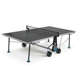 TABLE DE PING PONG FREE 300X OUTDOOR GRISE