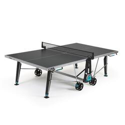 TABLE DE PING PONG FREE 400X OUTDOOR GRISE