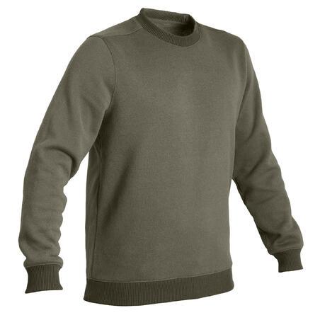 """Medžioklinis fliso džemperis """"100"""", žalias"""
