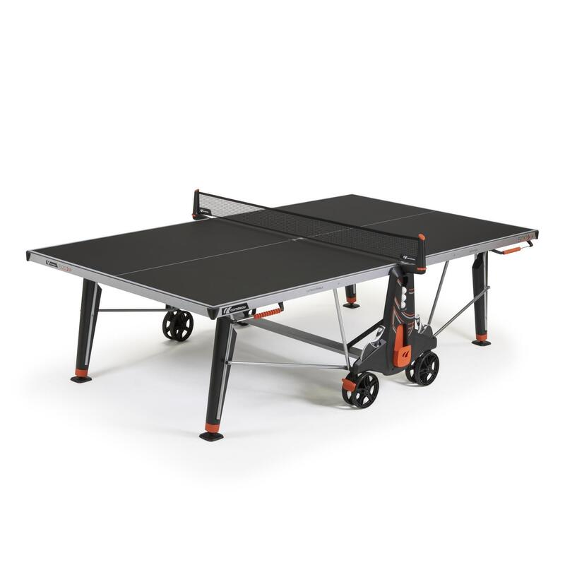 TABLE DE PING PONG FREE 500X OUTDOOR GRISE