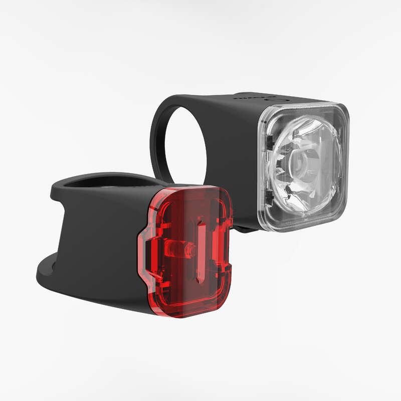 BELYSNING Elektronik - Kit cykellysen ST 540 USB ELOPS - Lampor, Batterier, Powerbank och Laddare