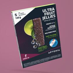 Fruchtmus Energy Fruit Jellies Cassis Apfel Acerola 5×25g