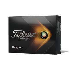Bola de Golf PRO V1 2021 Branco (Conjunto de 12)