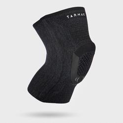 Men's/Women's Left/Right Knee Kneecap Support Strong 100 - Black