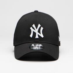 Boné de Basebol Adulto New York Yankees Preto