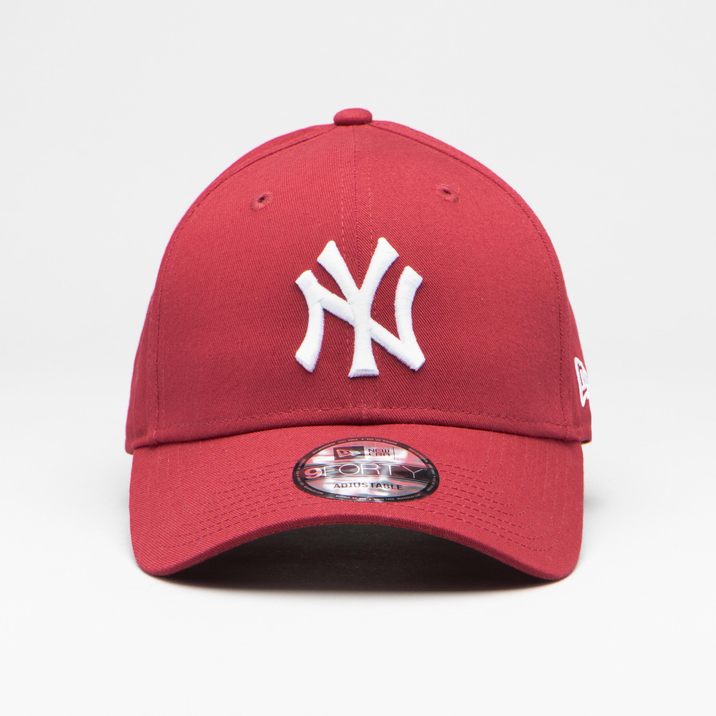 Şapcă 9Forty NY Roşu