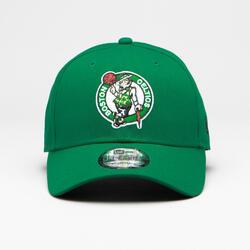 Casquette de basketball pour adulte Boston Celtics verte
