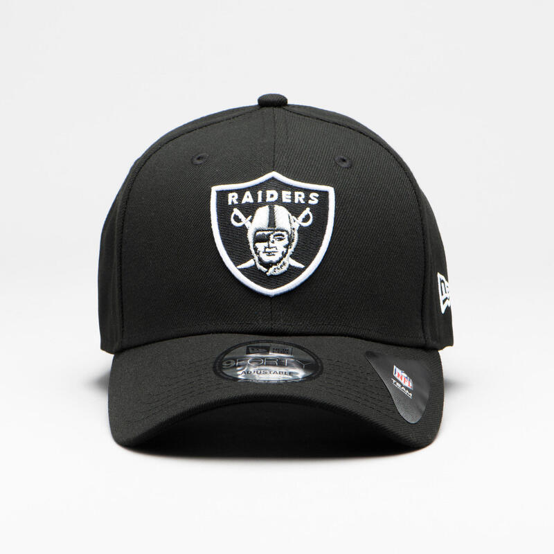 Cappellino football americano adulto RAIDERS NFL THE LEAGUE nero