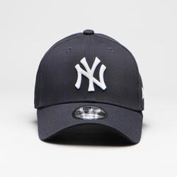 Boné de Basebol Adulto New York Yankees Azul