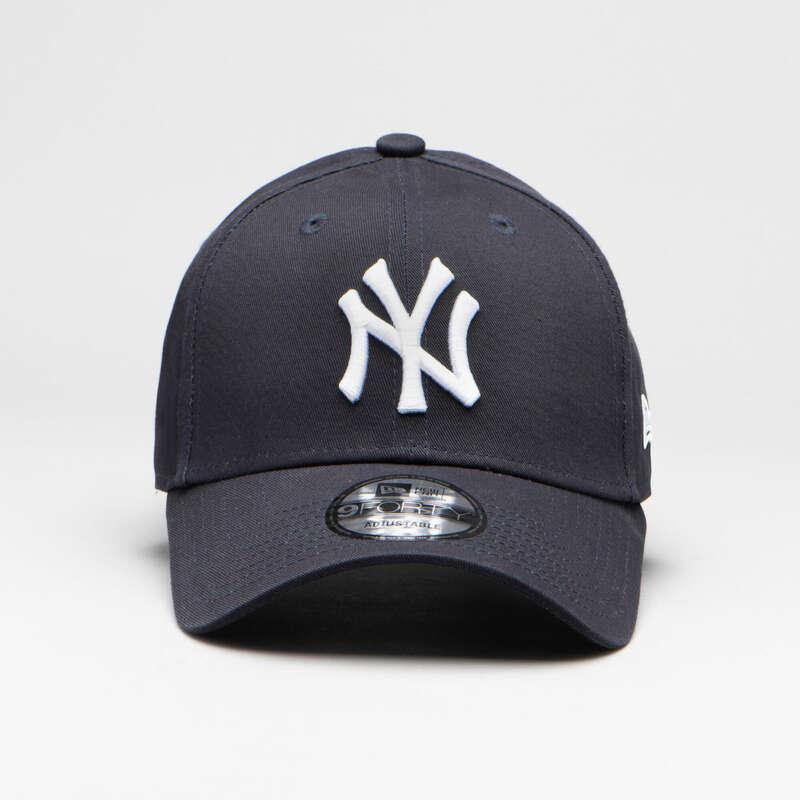 ЕКИПИРОВКА ЗА БЕЙЗБОЛ Бейзбол - ШАПКА NEW YORK YANKEES  NEW ERA - Бейзбол BLACK