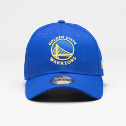 Boné de Basquetebol para Adulto Golden State Warriors azul.