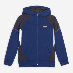 Boys'/Girls' Basketball Jacket J500 - Navy/Black