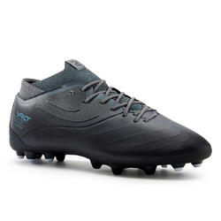 Viralto IV MG 頂級皮革足球鞋-黑色