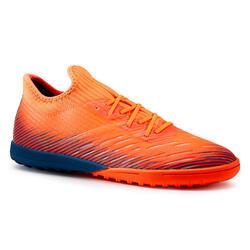 Kids' Hard Pitch Football Boots CLR 900 HG - Orange