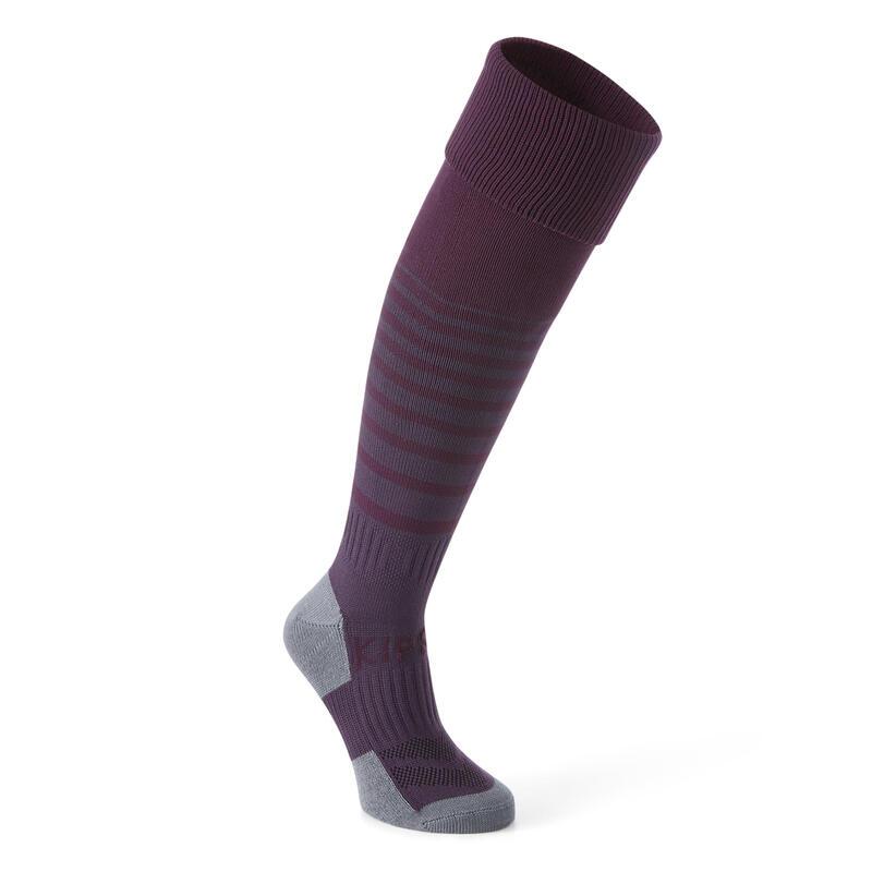 Chaussette de Football FSK500 Violet