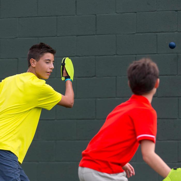 Handschuh-Tennis Set