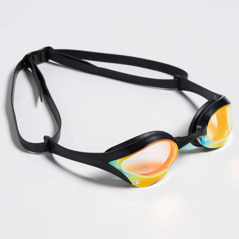 GLASÖGON ELLER MASKER FÖR SIMNING Triathlon - Simglasögon COBRA SWIPE MIRROR ARENA - Triathlonutrustning