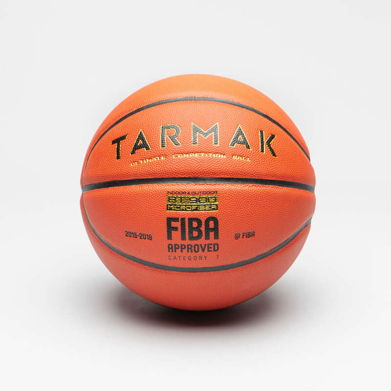 ТОПКИ ЗА БАСКЕТБОЛ СЪСТЕЗАНИЯ Баскетбол - БАСКЕТБОЛНА ТОПКА BT900 FIBA  TARMAK - Топки