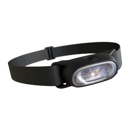 Bivouac battery head torch - ONNIGHT 50 - 30 lumen black