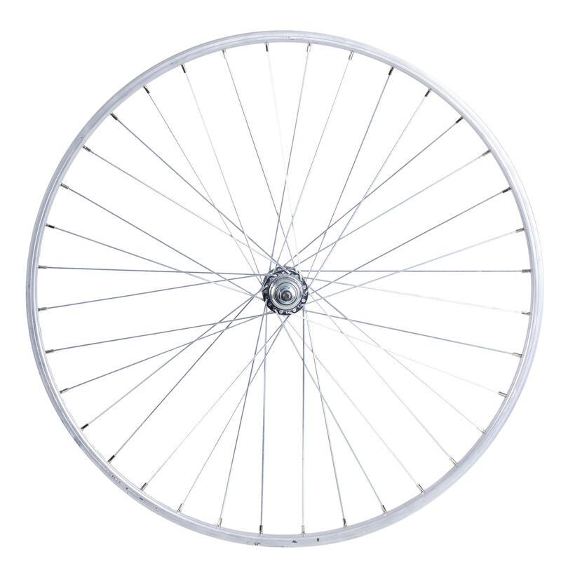 Roue vélo ville arrière 650A simple paroi pour Elops 1