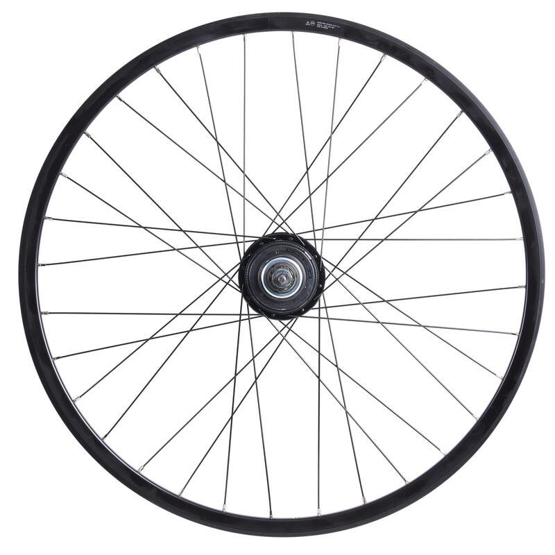 Roue vélo city speed 920 arrière double parois disc Shimano Alfine