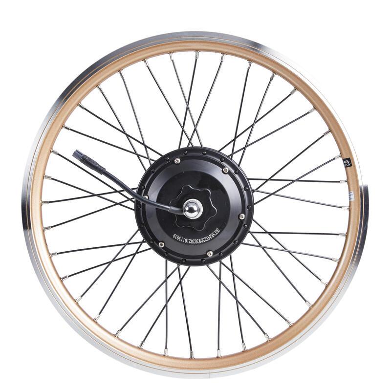 Pneus, chambres à air, roues, garde-boue vélo pliant