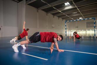 Le HANDFIT : la nouvelle pratique sportive associée au Handball !
