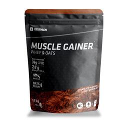 MUSCLE GAINER CHOCOLAT WHEY & AVOINE 1.5kg
