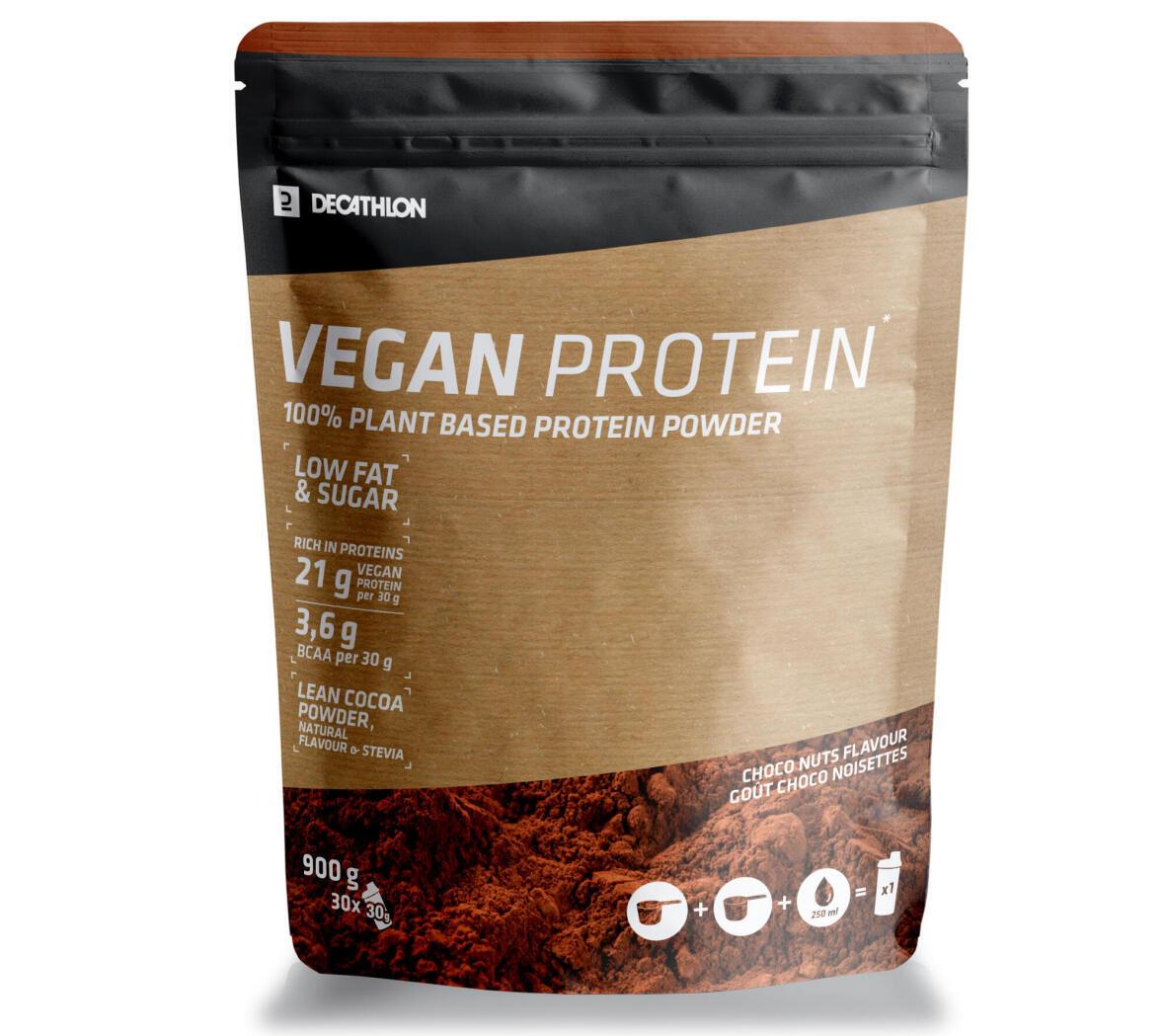 Nutrition |  Consommer de la protéine végétale pour la musculation