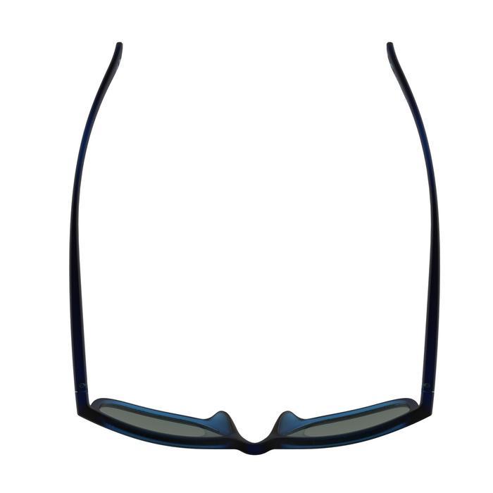 lunettes de soleil de marche sportive adulte WALKING 400 bleues catégorie 3 - 206986