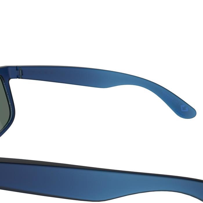 lunettes de soleil de marche sportive adulte WALKING 400 bleues catégorie 3 - 206988