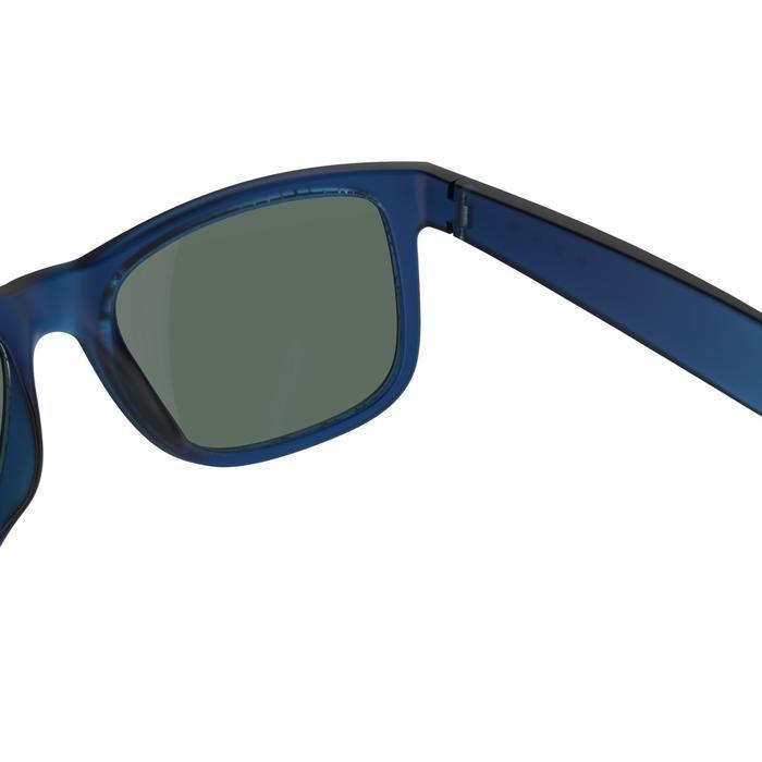 lunettes de soleil de marche sportive adulte WALKING 400 bleues catégorie 3 - 206990