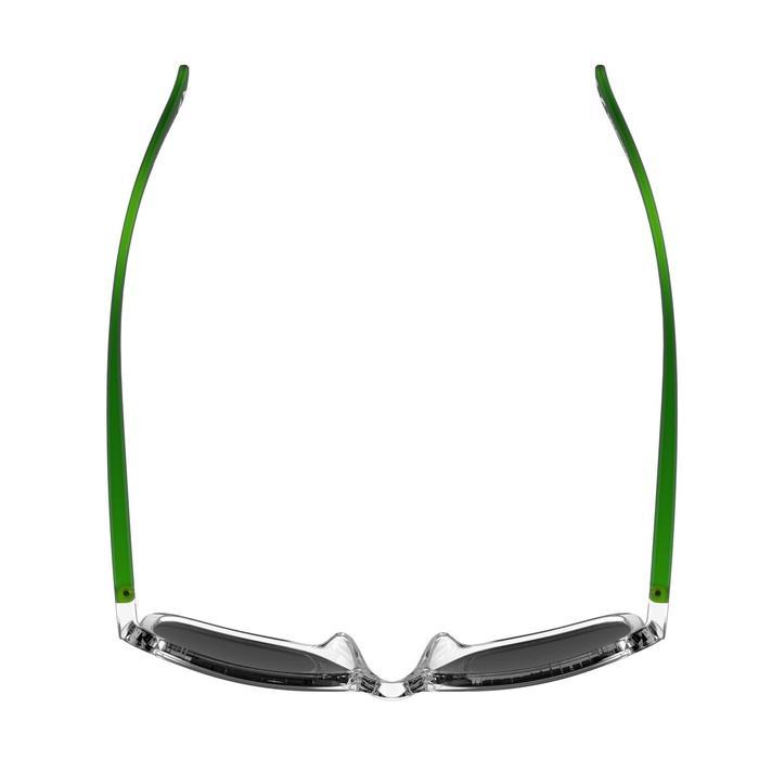lunettes de soleil de marche sportive adulte WALKING 400 bleues catégorie 3 - 207011
