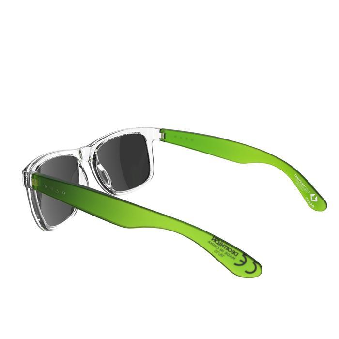 lunettes de soleil de marche sportive adulte WALKING 400 bleues catégorie 3 - 207012