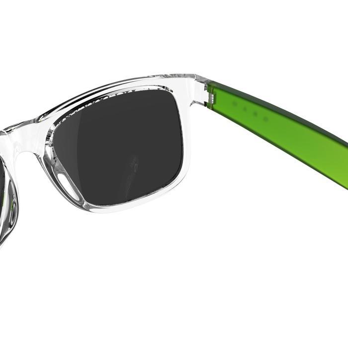 lunettes de soleil de marche sportive adulte WALKING 400 bleues catégorie 3 - 207015