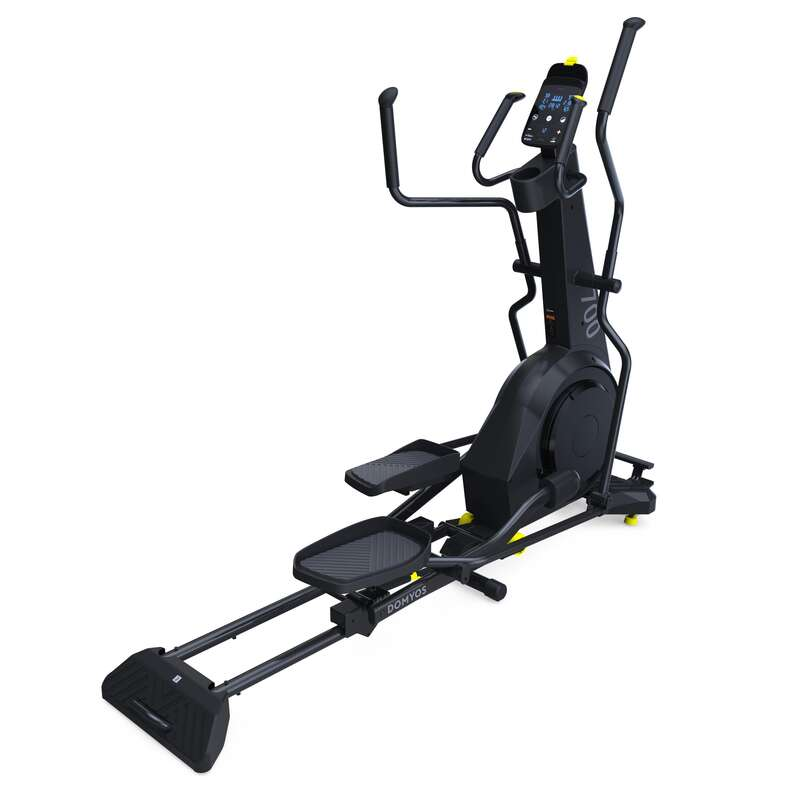 FİTNESS KARDİYO ELİPTİK BİSİKLETLER Fitness Kardiyo - EL700 ELİPTİK BİSİKLET DOMYOS - All Sports