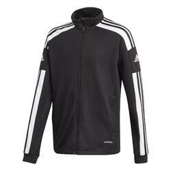 Adidas Squadra 21 trainingsjack kind zwart