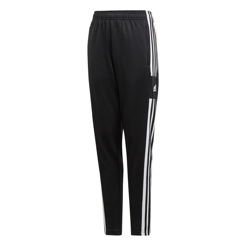 Pantalón Adidas Squadra 21 Niños Negro