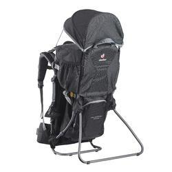 Porta bebè KID COMFORT PLUS grigio