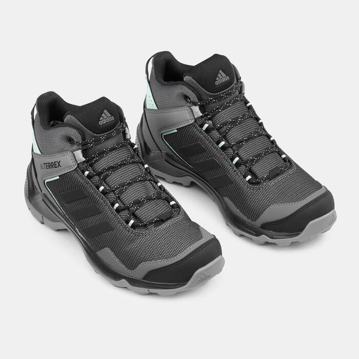 Wanderschuhe Adidas Terrex Eastrail GTX Gore-Tex wasserdicht Damen schwarz