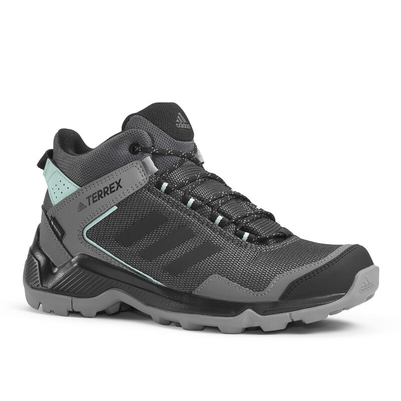 W Waterproof Mountain Walking Shoes - Adidas Terrex Mid Eastrail Woman