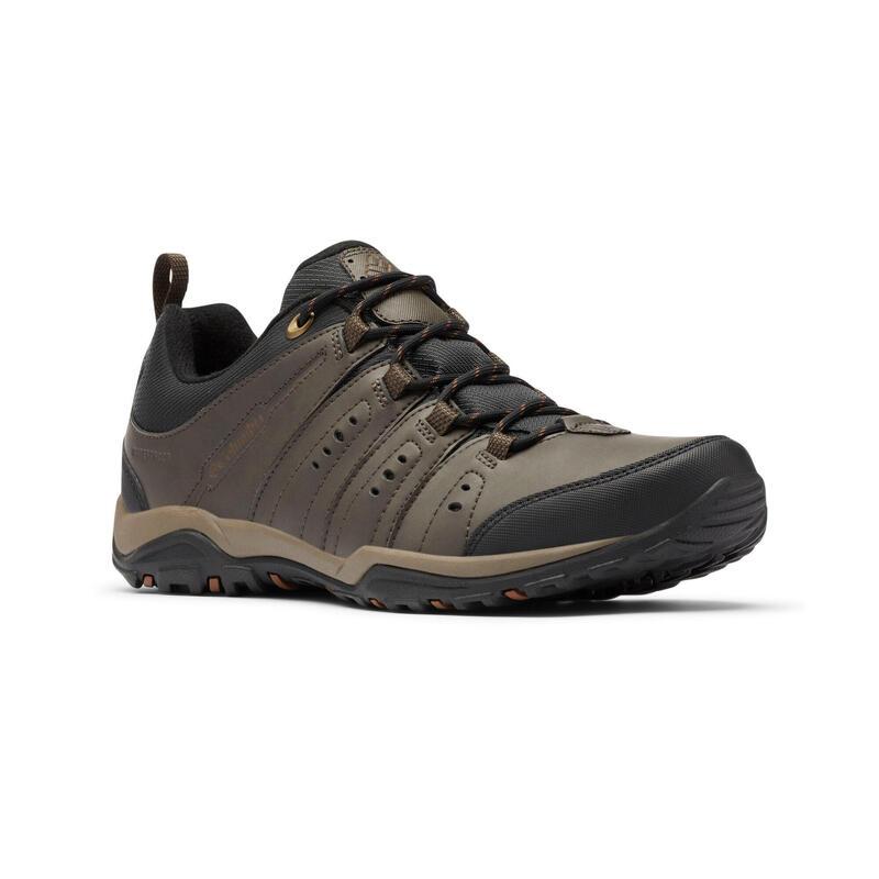 Chaussures en cuir et imperméables de randonnée - Columbia Fire Venture - Homme