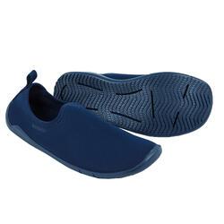 Calçado de Hidroginástica, Aquabike e Aquafitness Gymshoe Azul escuro