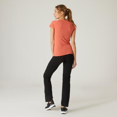500 Comfort+ Regular-Fit Gym Leggings – Women