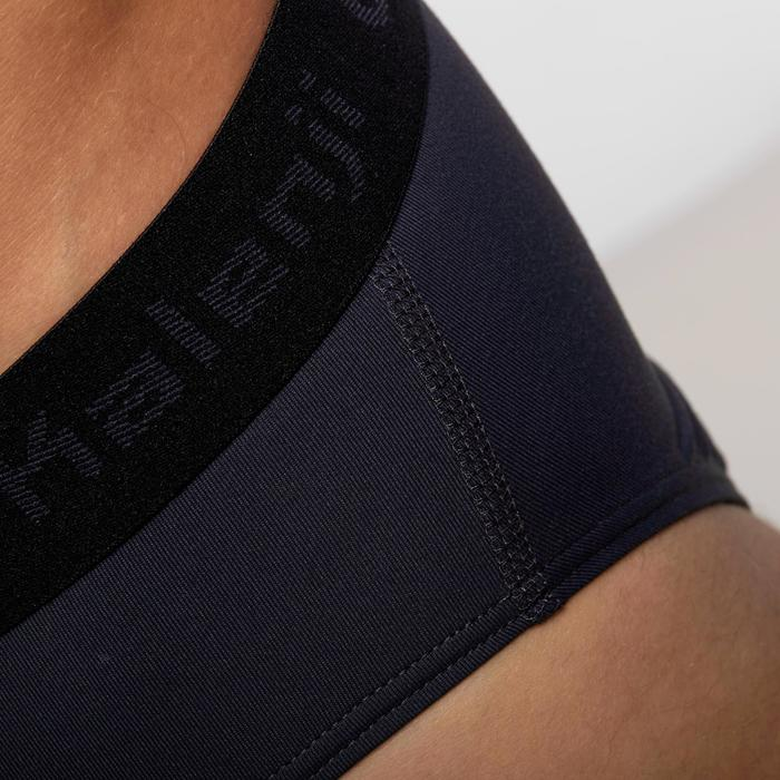 Men's Breathable Running Briefs - Dark Grey